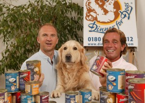3. Platz: www.dinner-for-dogs.com, CenturyBiz GmbH